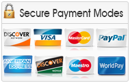 Secure Payment Modes